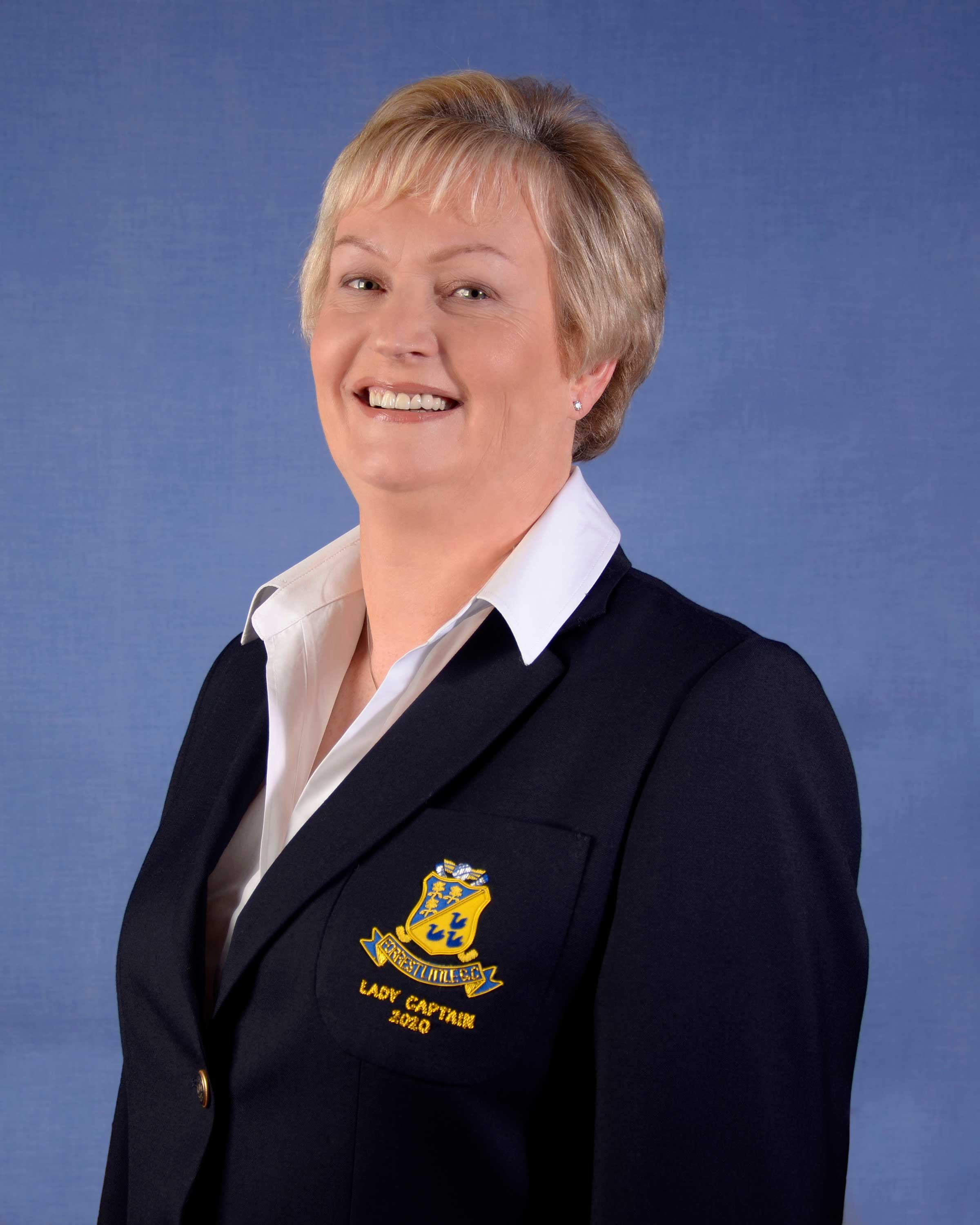 BRID McGEE   LADY CAPTAIN
