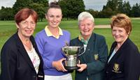 Julie McCarthy Irish Girls Close Champion 2016