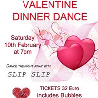 Valentines Dinner Dance