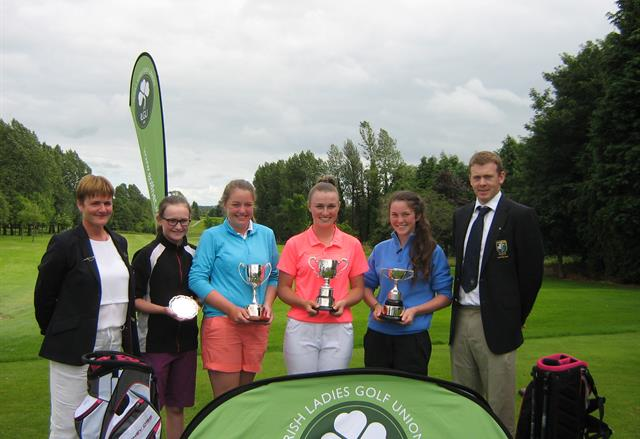Julie McCarthy (Forrest Little) GolfStyle Connacht Girls Champion