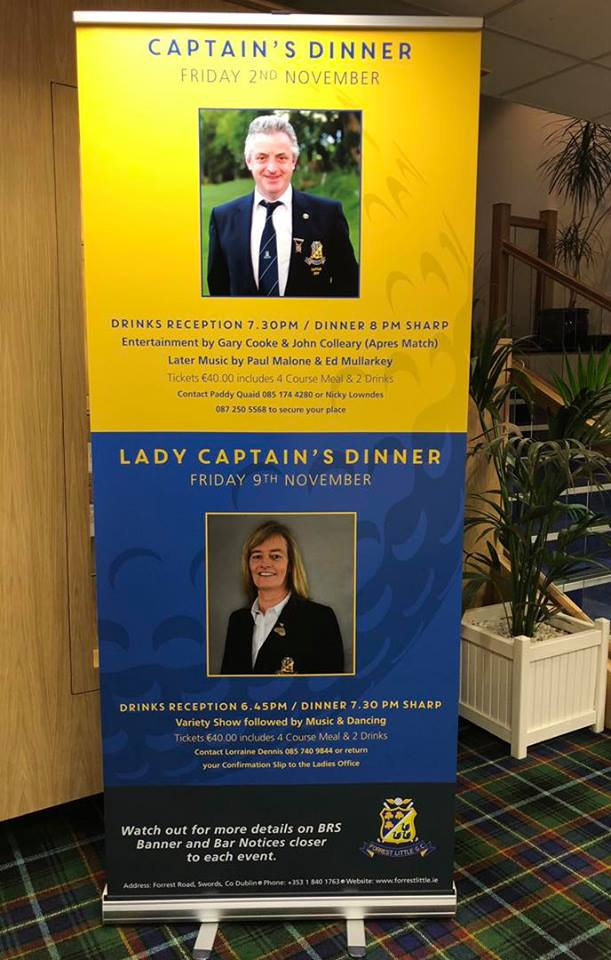 Captains_Lady Captains Dinner 2018