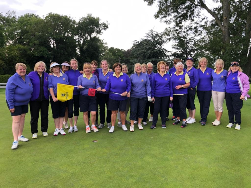 2019Ladies_ JuniorFoursomes